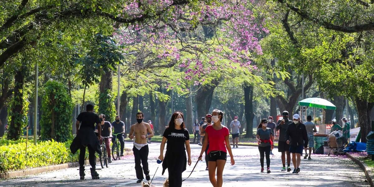 São Paulo tem nesta terça o primeiro dia útil na fase verde da flexibilização