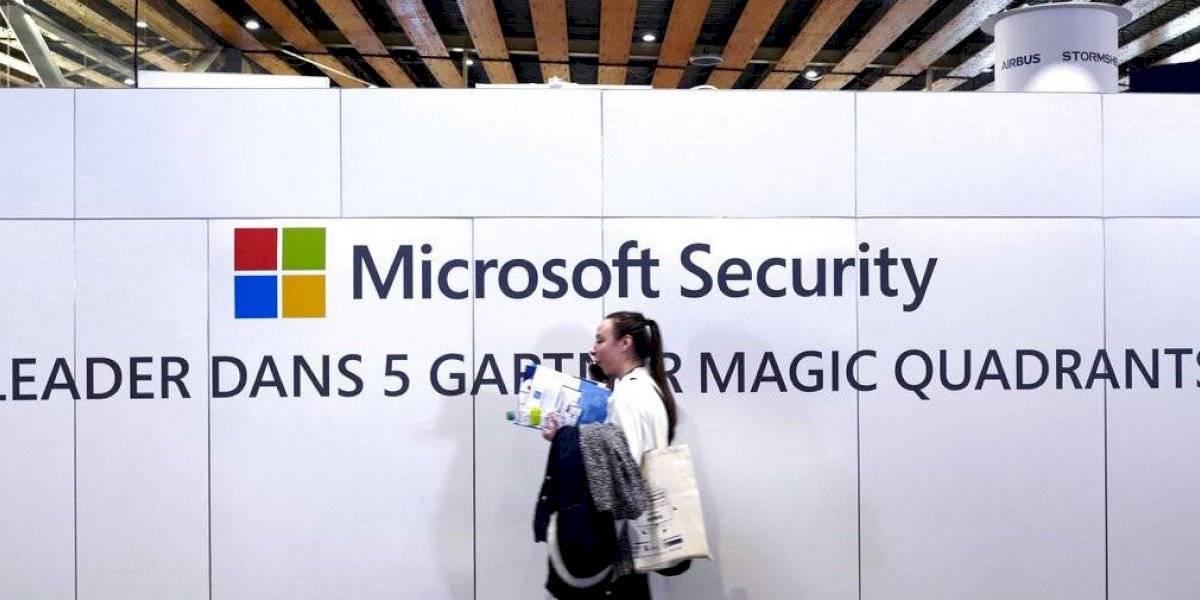 Microsoft busca frenar red mundial de hackers