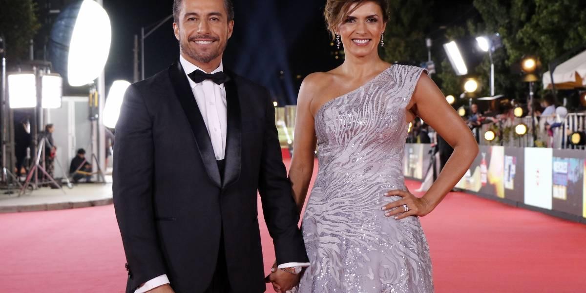 Fernando Solabarrieta niega quiebre en su relación con Ivette Vergara