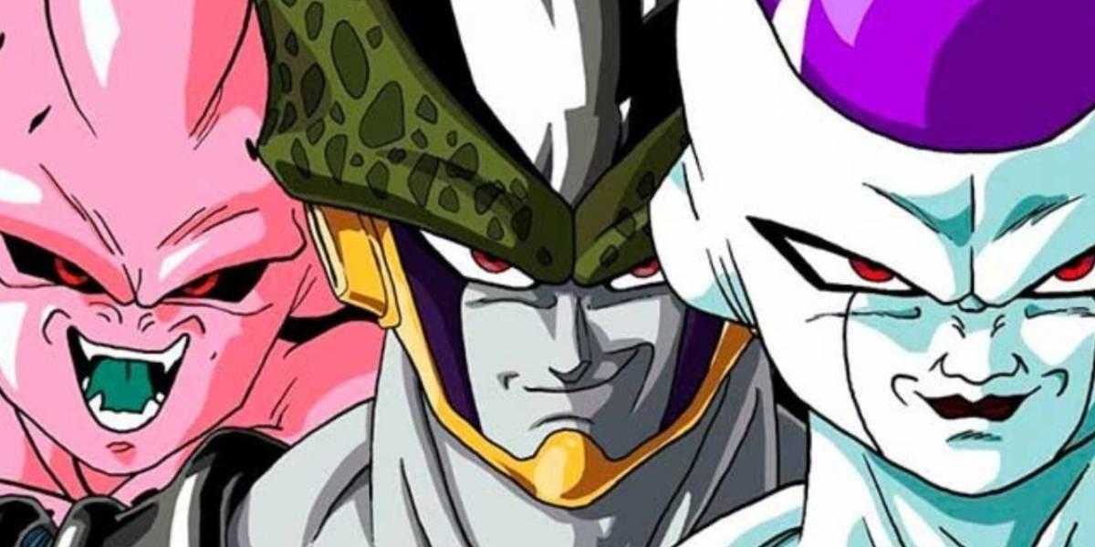 Dragon Ball Z: esta es la verdadera edad de los villanos