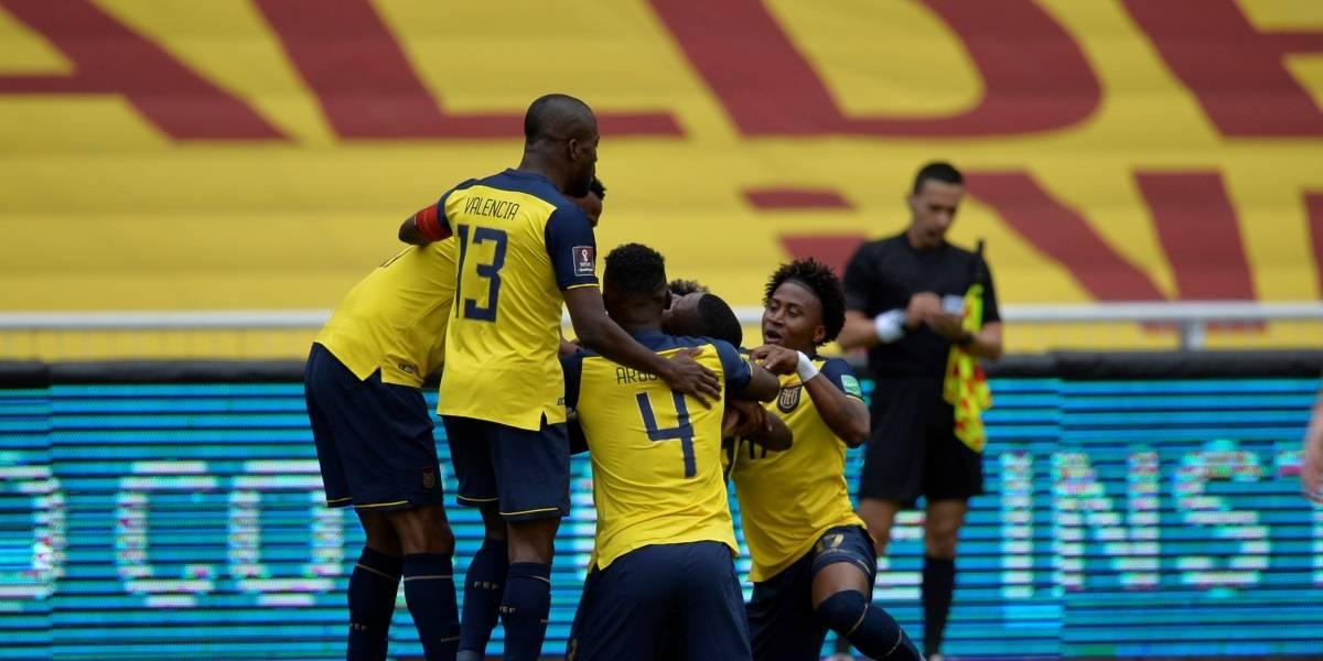 Ecuador vs Uruguay: La 'Tri' da cátedra a la 'celeste' y gana 4-2
