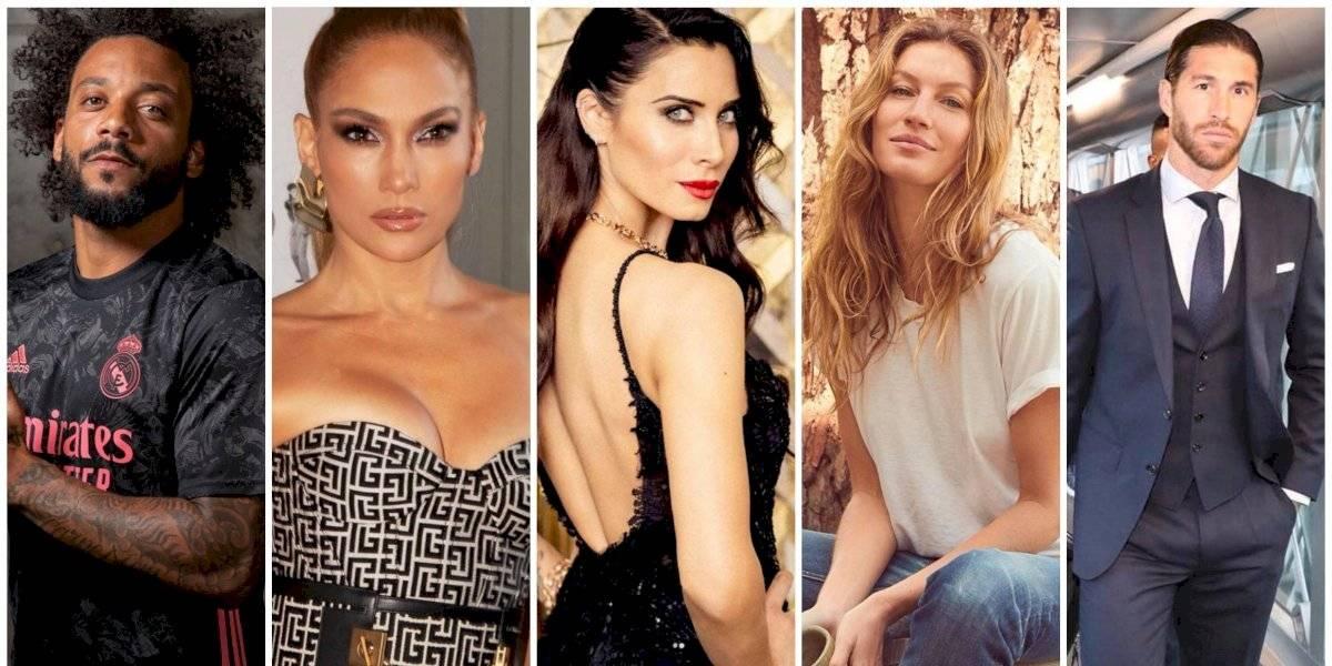 Buena fórmula: Famosas actrices y sus parejas del mundo del deporte