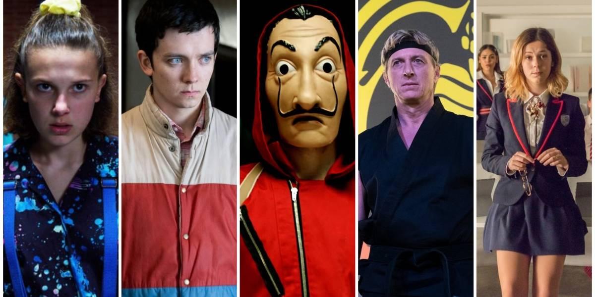 Netflix regresa con todo para 2021 y estos son algunos de los estrenos para el próximo año