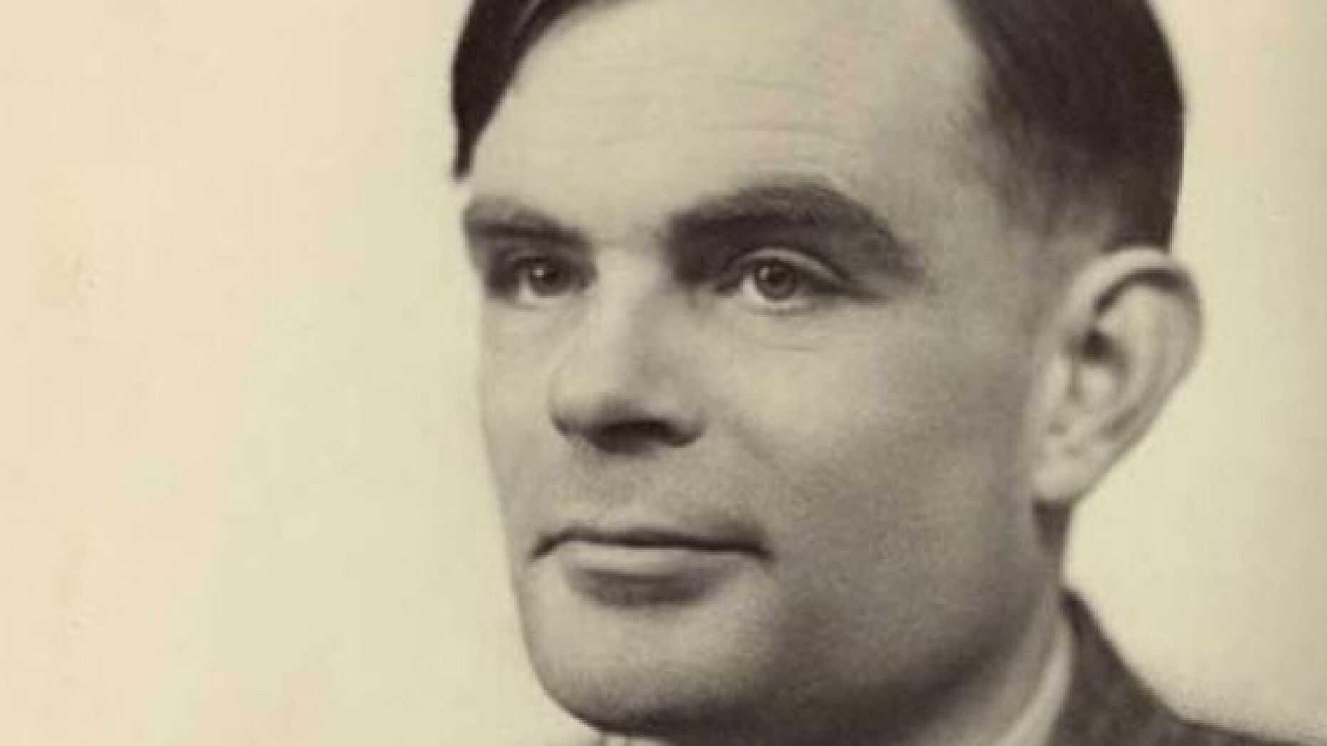 Alan Turing, el científico que lideró las investigaciones en Bletchley Park.