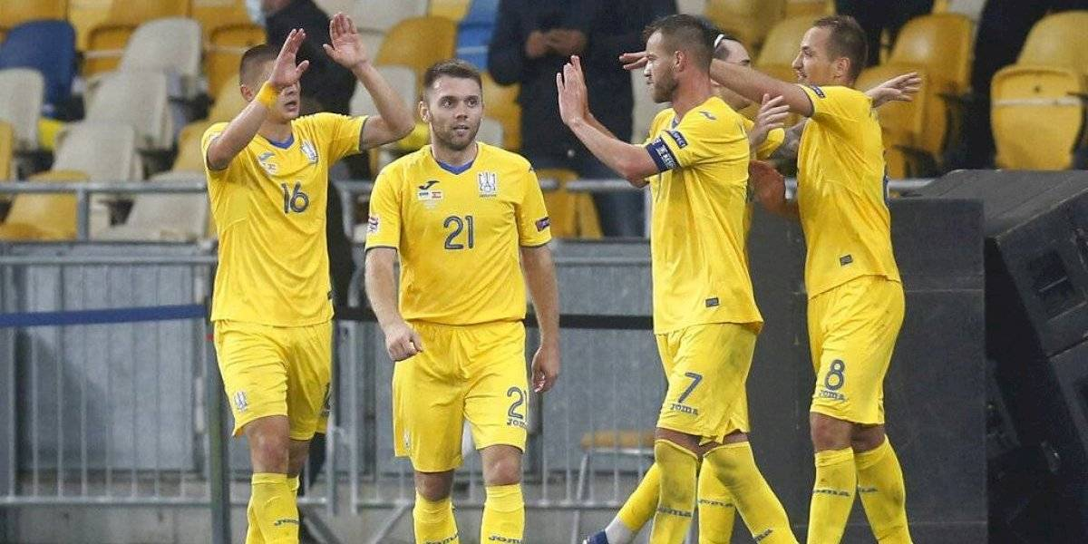 Ucrania tuvo su primera vez: por fin le ganó a España