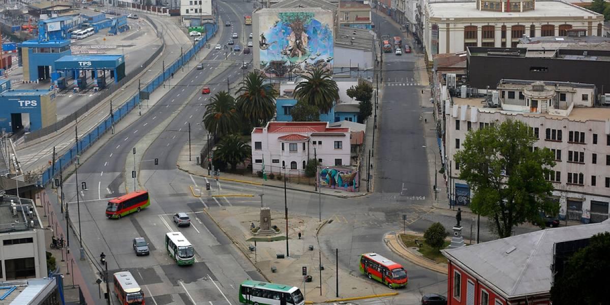 Valparaíso y Viña del Mar avanzan a Transición este martes tras 123 días en cuarentena