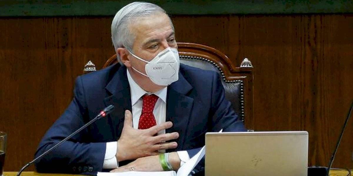 Cámara Baja rechaza acusación constitucional contra Jaime Mañalich