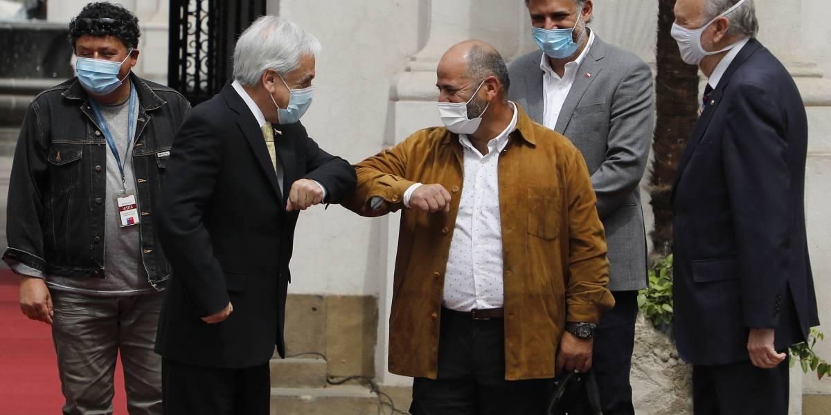 """A 10 años del rescate de """"los 33"""": mineros agradecen a Piñera y aseguran que """"es el padre de nosotros"""""""