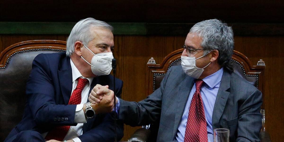 """Desde el Frente Amplio calificaron como una """"vergüenza"""" el rechazo de la acusación constitucional a Mañalich"""