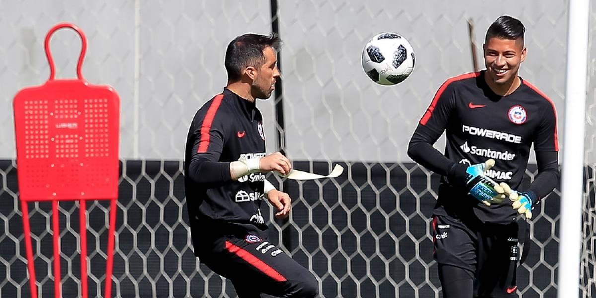 ¿Por la senda de Claudio Bravo? El invicto Brayan Cortés se prepara para debutar por la Roja en Clasificatorias