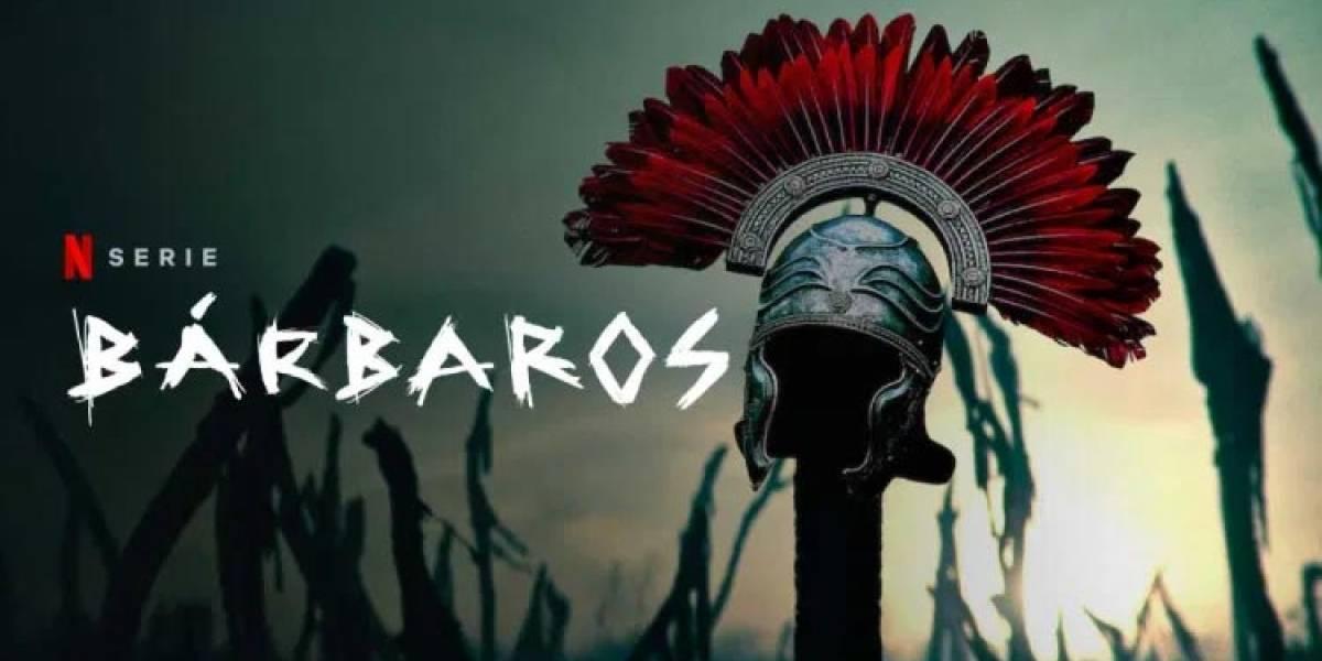 """""""Bárbaros"""", la nueva serie alemana de Netflix que busca los pasos de """"Dark"""""""