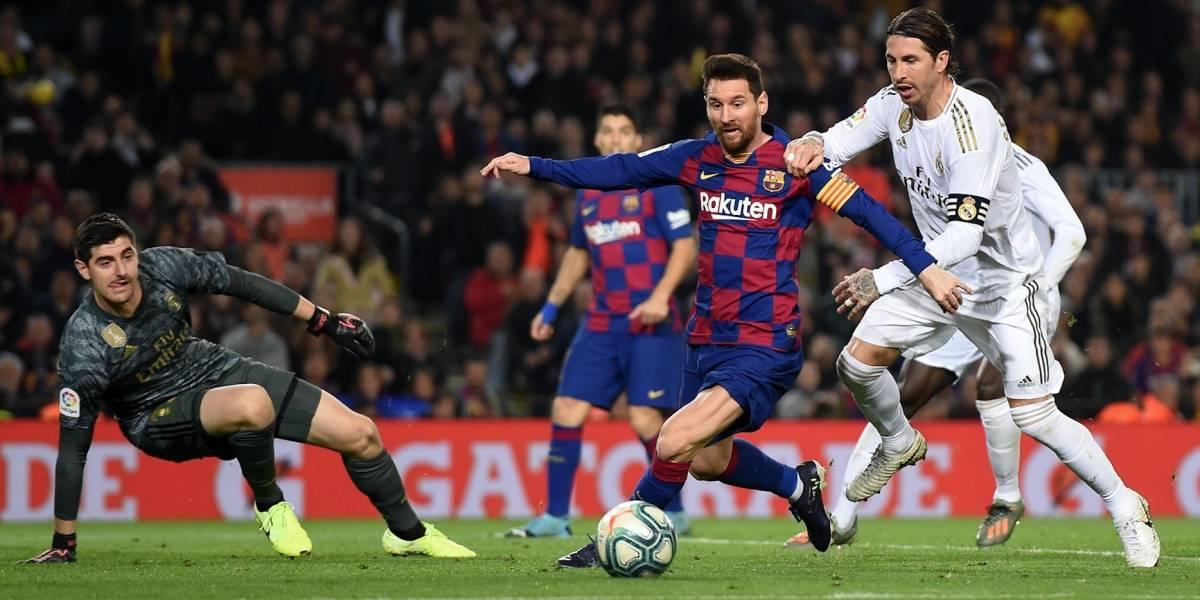 El Clásico Barça-Madrid, el sábado 24 a las 16 h — Oficial