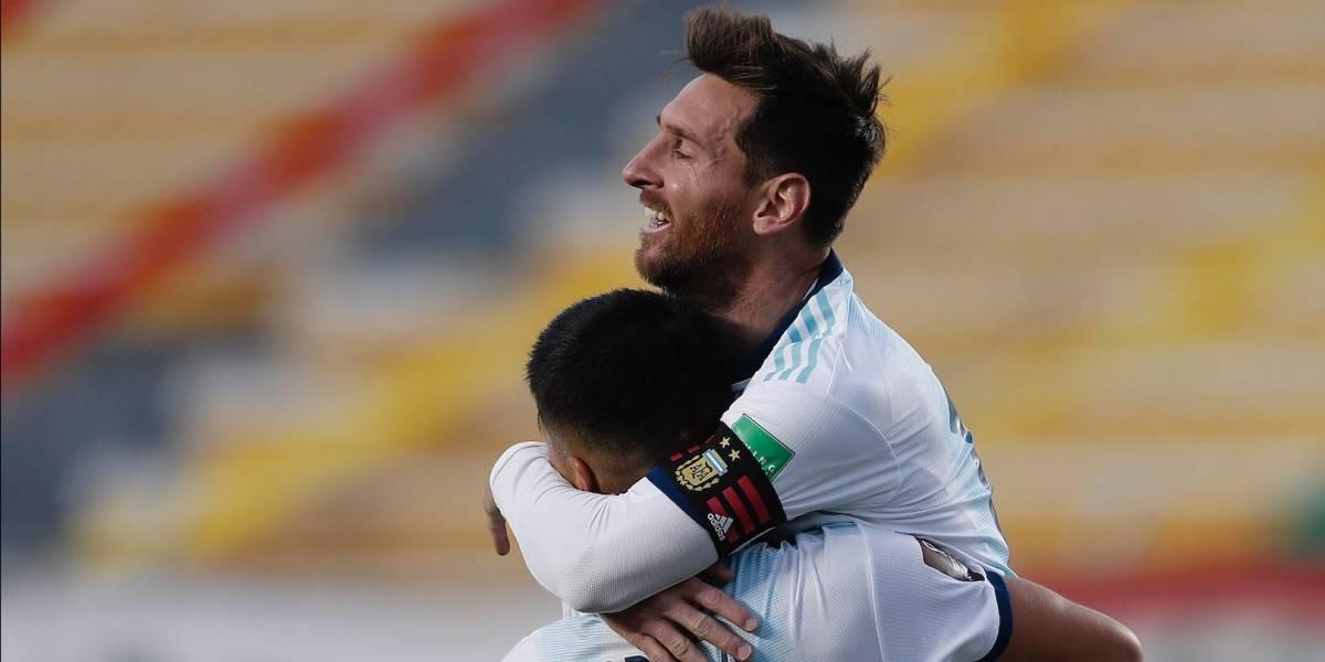 VIDEO   ¡Fin a la maldición! Argentina ganó y terminó con 15 años sin poder vencer a Bolivia en La Paz