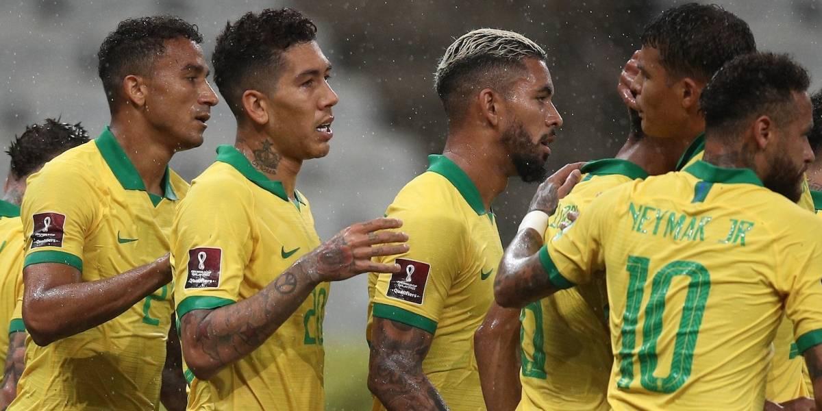 VER Perú vs Brasil EN VIVO GRATIS Link Online hora y dónde ver en TV | Eliminatorias Qatar 2022: alineaciones, canal y streaming