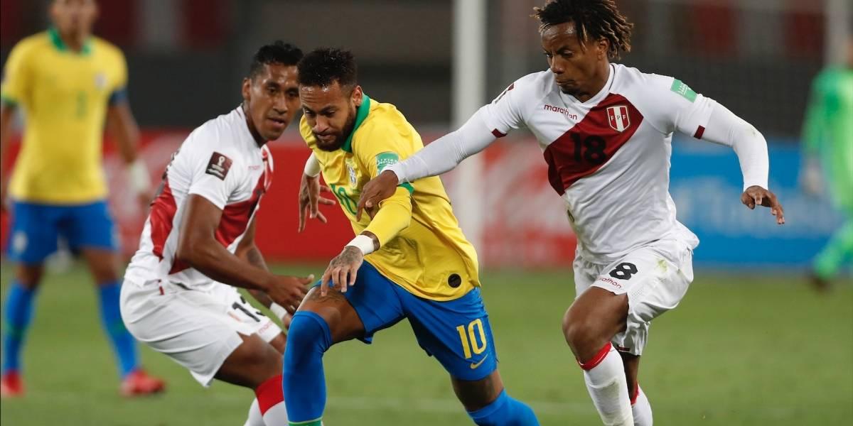 VIDEO | ¡Como un robo! Así catalogan la polémica victoria de Brasil (con dos penales) sobre Perú