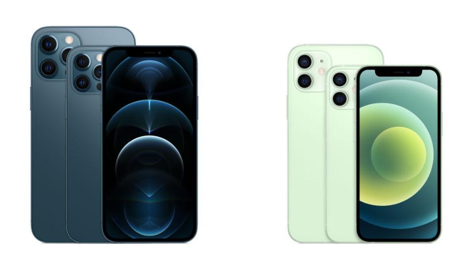 iPhone 12 diferencias cámara