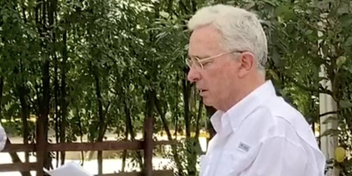 ¡ATENCIÓN! Álvaro Uribe queda oficialmente rotulado como imputado por la justicia