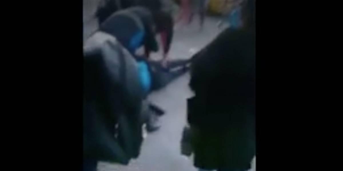 Agente de Control Metropolitano falleció tras ser apuñalado por comerciante autónomo no regularizado