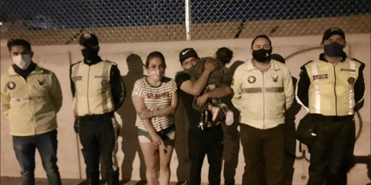 """""""Le pregunté si era la mamá de la niña y se puso nerviosa"""": Agente de la AMT relató cómo ayudó en el rescate de una menor reportada como desaparecida en Quito"""