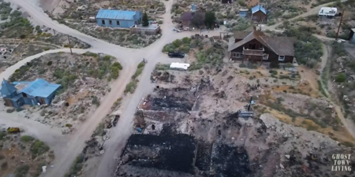 Hombre lleva seis meses viviendo aislado en un pueblo fantasma para pasar la pandemia de coronavirus