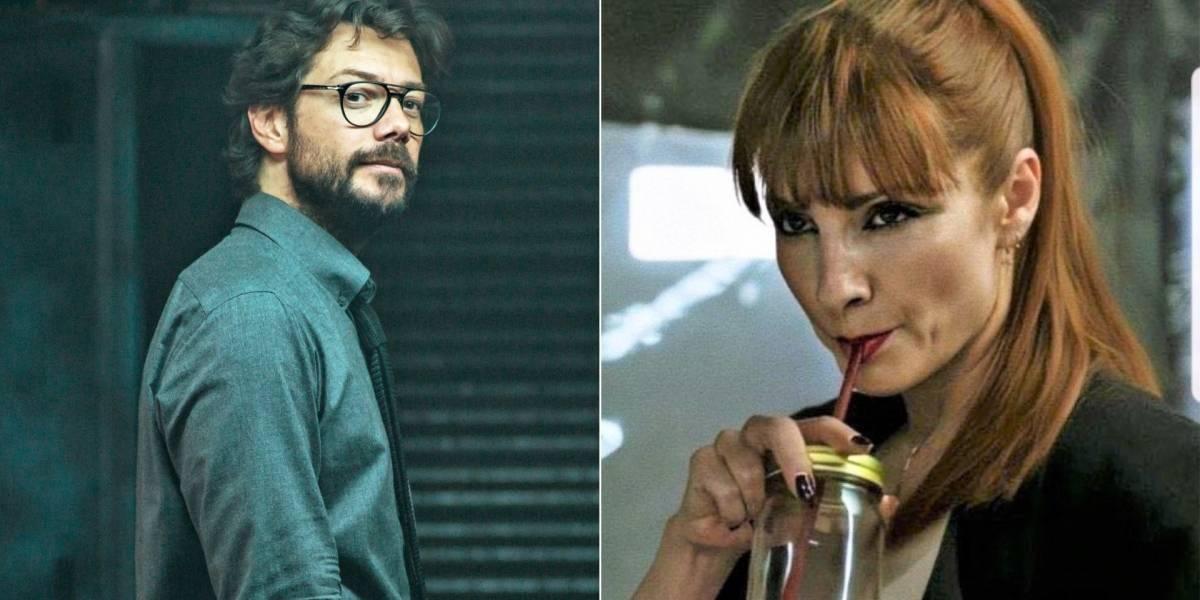 La Casa De Papel: Atriz confirma 'aproximação suspeita' de Alicia e Professor na 5ª parte