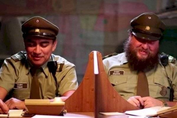 """Sergio Freire anuncia el fin de su parodia de carabinero: """"Han hecho todo tan mal, que no da para risa"""""""