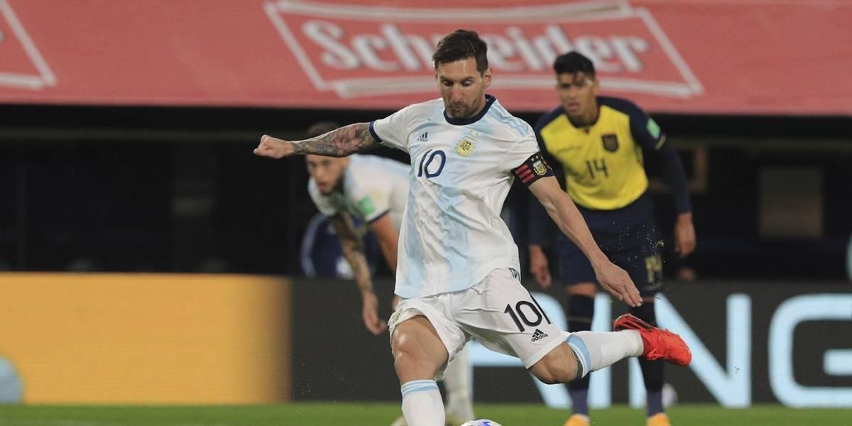 Bolivia vs. Argentina, ¿dónde y a qué hora ver el partido de las Eliminatorias?