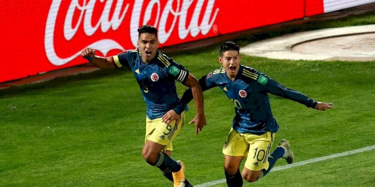 ¡El rugido del final! Falcao fue el héroe de Colombia en Santiago (🇨🇱 2-2 🇨🇴)