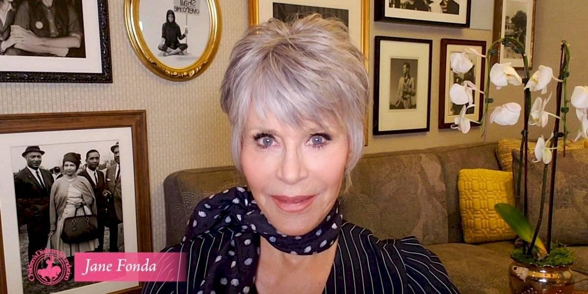 ¿Estará segura?: Jane Fonda renunció para siempre al sexo