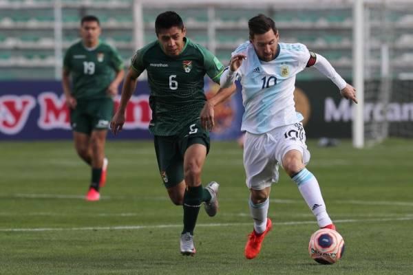 Una Argentina a la altura de su historia volvió a ganarle a Bolivia en La Paz después de 15 años