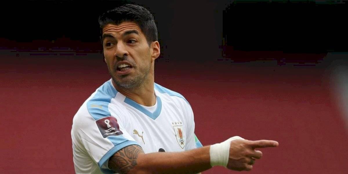 Molesta la cosa: Uruguay alegó contra el VAR por gol anulado en el partido ante Ecuador