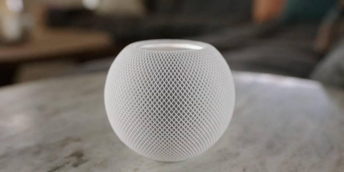 HomePod Mini es real: Apple presenta su nuevo parlamente inteligente diminuto