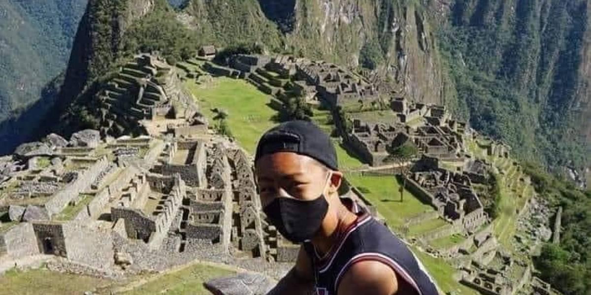Machu Picchu reabrió sus puertas para un turista japonés que estuvo confinado por siete meses en Perú