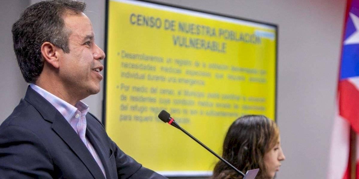 Miguel Romero presenta sus propuestas de salud para la Ciudad Capital