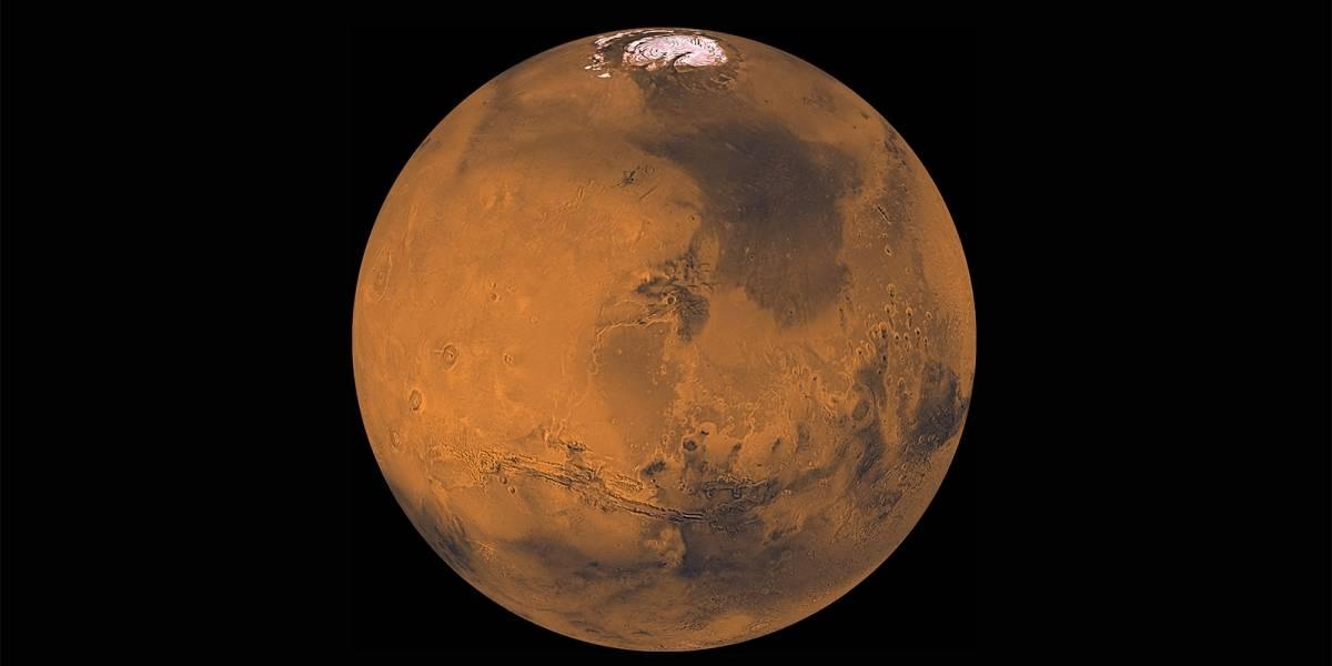 Cómo y a qué hora observar la oposición de Marte desde Ecuador