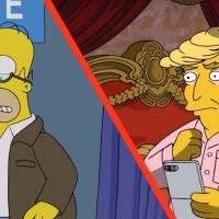 Los Simpson: invitan a no votar por Trump en adelanto de nuevo episodio