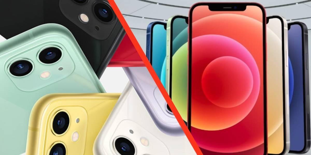 iPhone 12 vs iPhone 11: ¿cuáles son las diferencias en especificaciones y apariencia?