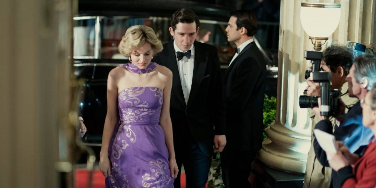 Os contos de fadas foram destruídos no trailer da quarta temporada de The Crown