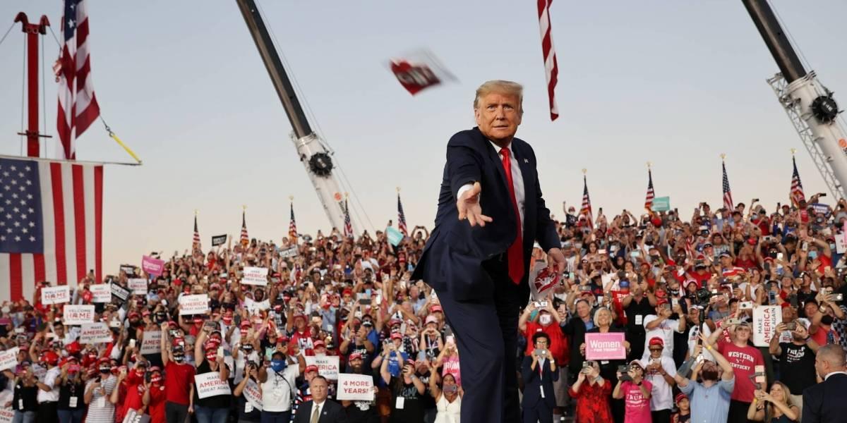 Qué le puede pasar legalmente a Donald Trump si pierde las elecciones