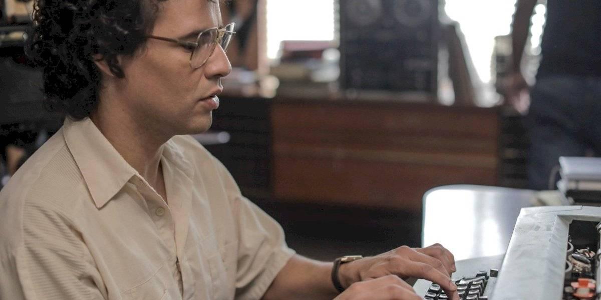 """Yamil Ureña se adentra en la sicología de Edgardo Díaz para la serie """"Súbete a mi moto"""""""