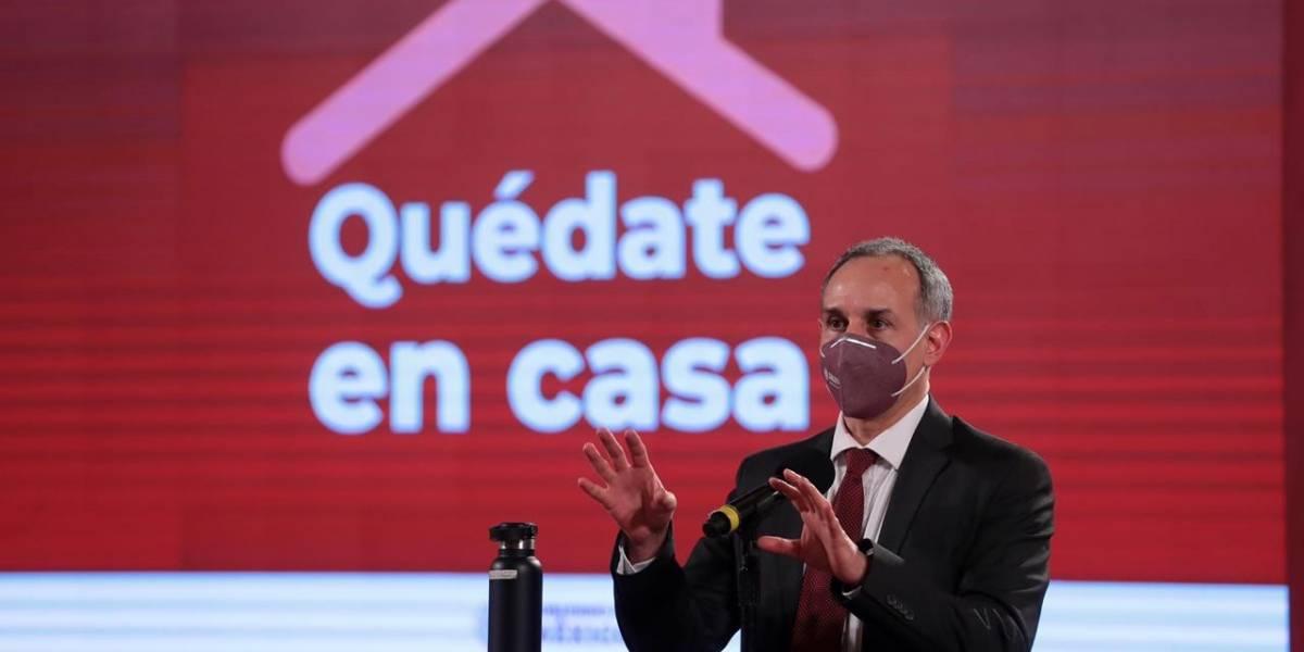 México se acerca a los 84.500 fallecidos por COVID-19