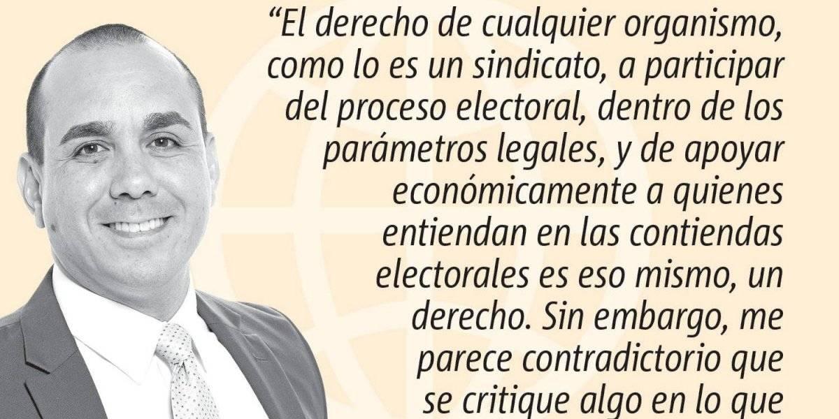 Opinión de Alex Delgado: Inversionismo sindical