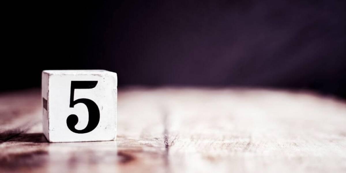 Numerologia para 2021: as previsões para o Ano 5