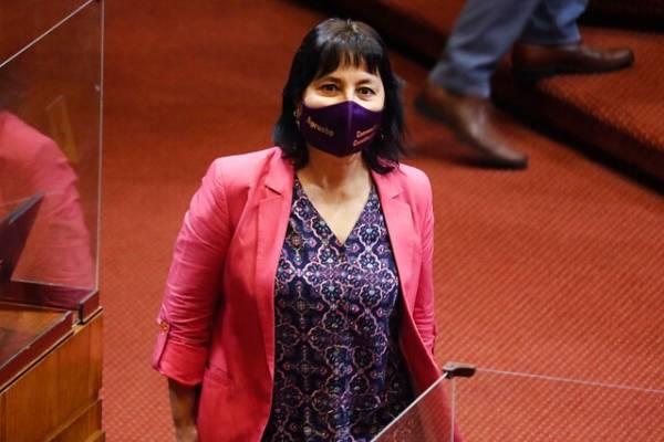 """Diputada Marzán respalda segundo retiro del 10%: """"La clase media de nuestro país no califica para bonos y es la que más ha sufrido por esta pandemia"""""""
