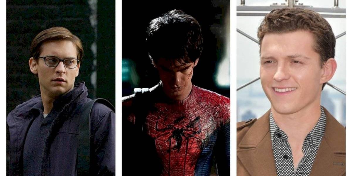 ¿Se viene el multiverso de Spiderman? Tobey Maguire y Andrew Garfield se unirían a la saga de Tom Holland