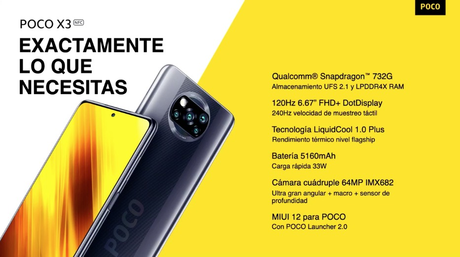 POCO X3 NFC México precios