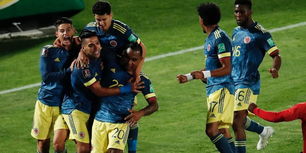 VIDEO | Declaraciones de Falcao García después de su gol en ...