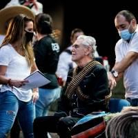 Kate del Castillo deja atrás el miedo y brinda por los nuevos proyectos en México