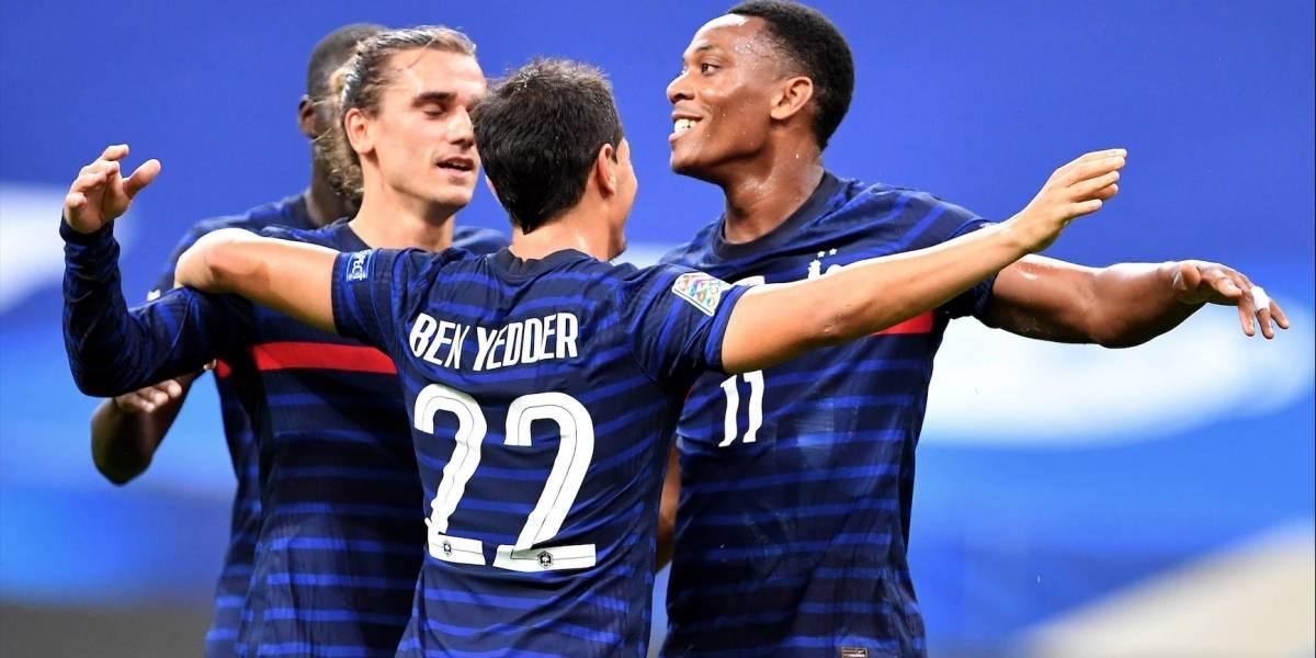 VER Croacia vs Francia EN VIVO GRATIS Link Online hora y dónde ver en TV | Nations League: alineaciones, canal y streaming