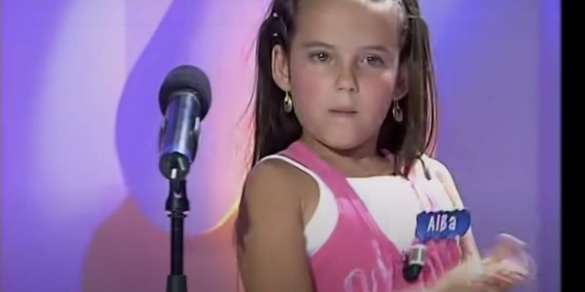 """¿Qué ha pasado con Alba María, la cantante de """"Anoche comí pescao"""", el éxito de TikTok?"""